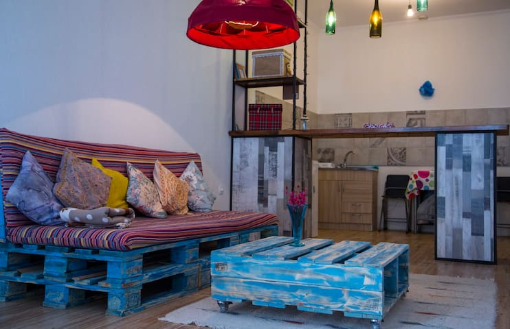 Cute Apartment near the Tbilisi sea side - Tbilisi - Apartament