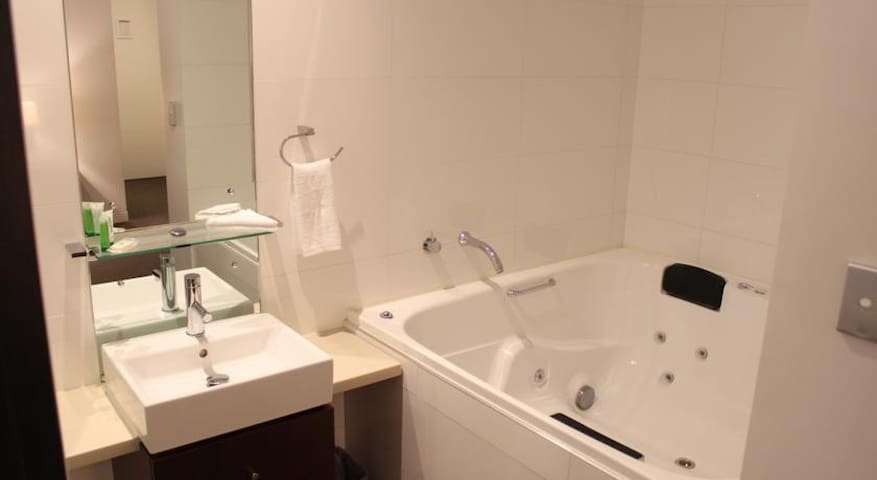 Studio Deluxe - One bedroom unit - West Perth - Apartamento