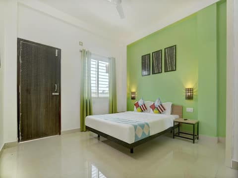 Just 3Km Airport-Superb 2BHK Homestay, Bhubaneswar
