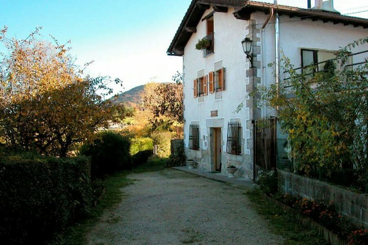 Casa Rural ZUBIARENA - Satrustegi - House