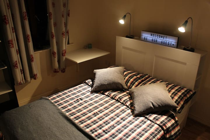 Private Comfy Double Room close to City Center. - Dublin - Byt