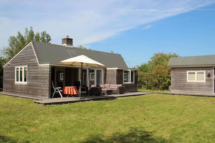 Vakantiehuis aan de Vinkeveense plas - Waverveen - Cabane