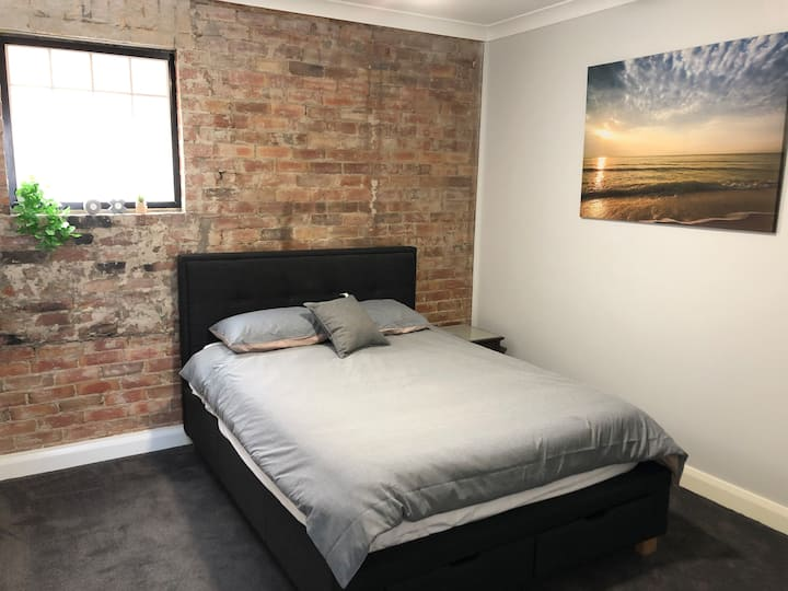 The BrickHouse Hunter Valley Cessnock City loft