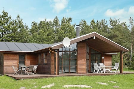Lush Holiday Home in Brovst with Sauna