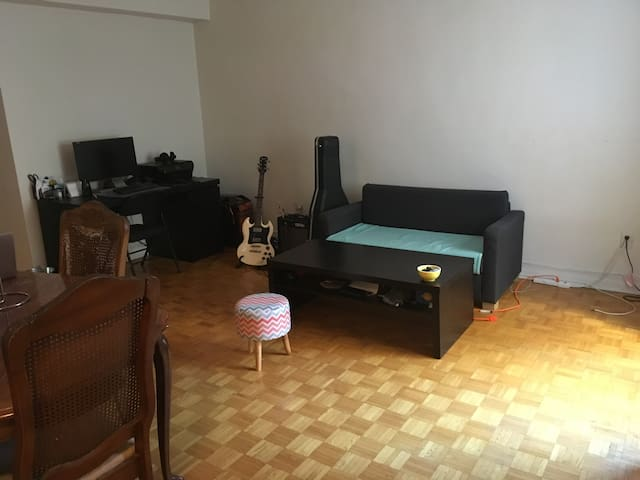 Petit Appartement près du métro Côte-Des-Neiges - Montréal - Apartemen