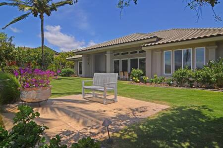 MH02-Upgraded 3 Bedroom Home On Mauna Kea Resort Peaceful & Ocean Views!