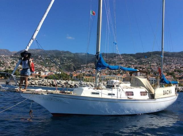 Sailing vessel DACHA - Shared space for 3 people - Mogán - Barco