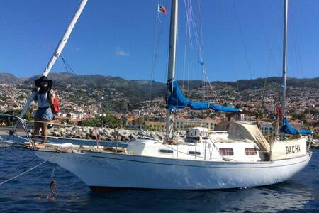 Sailing vessel DACHA - Shared space for 2 people - Mogán - Barca