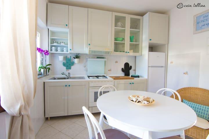 Casa Tellina - Marina di Campo - Lejlighed
