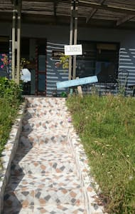 Casa. San cono - Rocha - Rumah