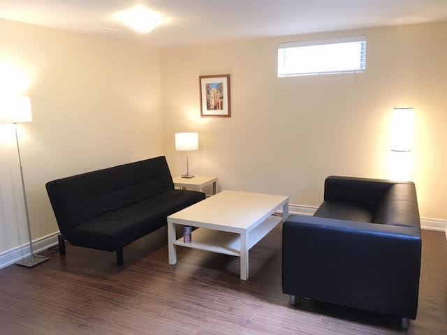 Room B w/lock TTC/401/DVP, CMCC, Tyndale, Parking