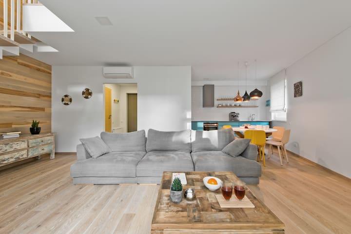 IevosNamai - cozy, nice, family house in Palanga - Palanga - Hus