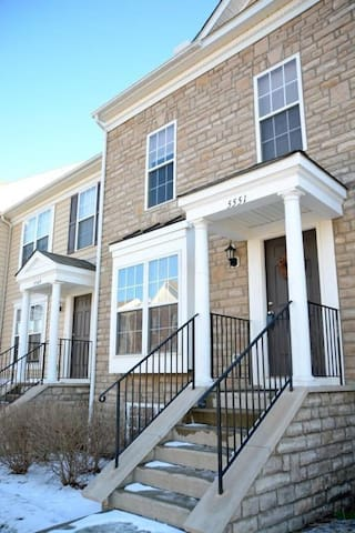 Convenient Condo in Dublin/Hilliard - Hilliard - Condominium