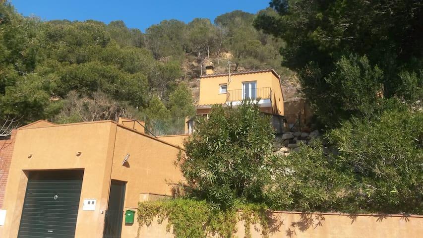 Maison dans la pinède à l'Estartit - Torroella de Montgrí - Rumah