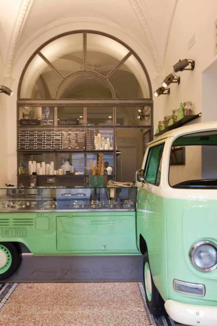 Gelateria - Ice cream shop