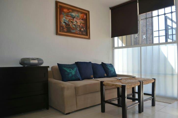 Casa o departamento para vacaciones - San Miguel de Allende - Flat