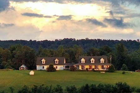 Selah Farms Equestrian B&B near Fall Creek Falls