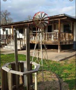 Rustic Country Retreat with Acreage - Cedar Creek