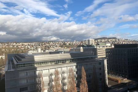 New & Modern Apartment  5' away from Zürich HB!