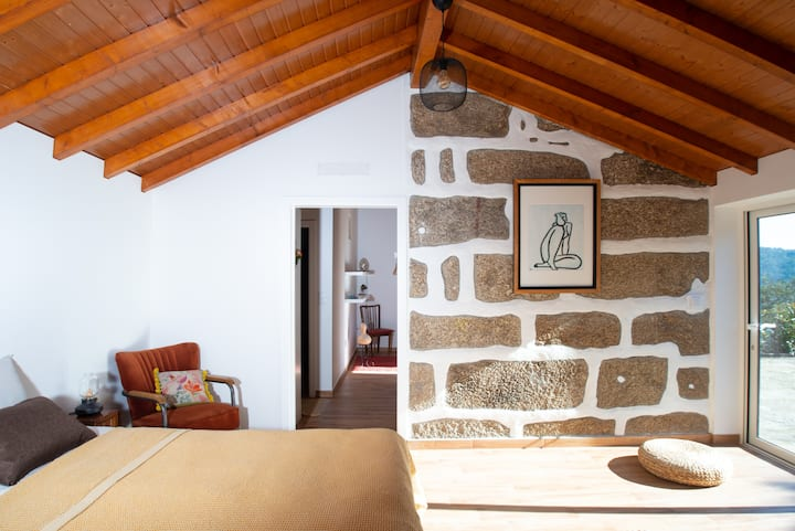 Quinta do Mirante, a guest house with a view