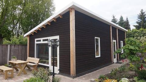 Moderne Bungalow in het hart van Landgoed Twente