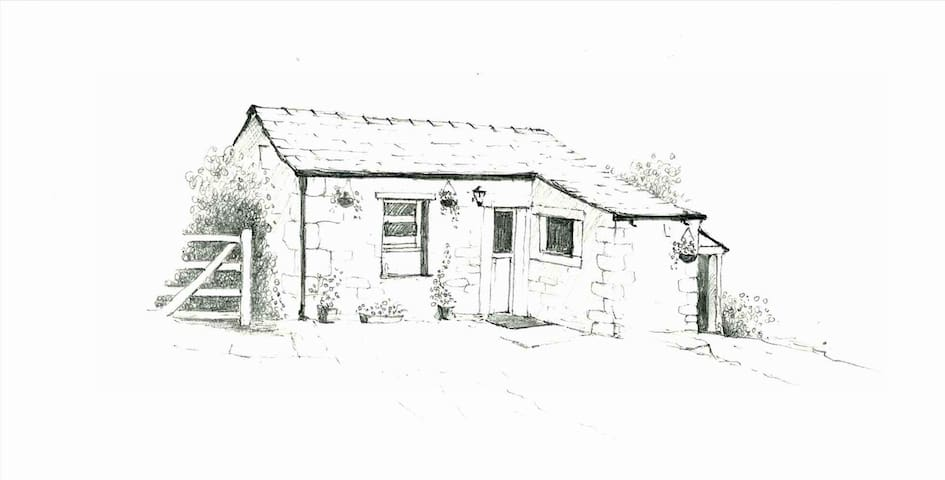 Weavers' Cottage, West Bradford, Nr Clitheroe - West Bradford - Diğer