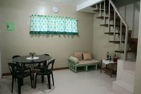 Semi-furnished NewlyBuilt Two Storey Apartment