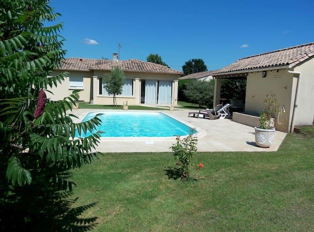 Maison Dordogne Bergerac - Saint-Laurent-des-Vignes