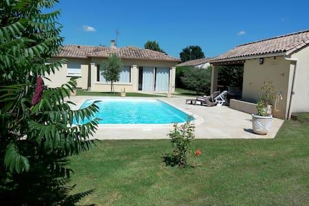 Maison Dordogne Bergerac - Saint-Laurent-des-Vignes - Casa
