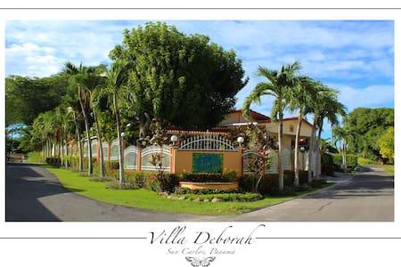 Villa Deborah on the Playa - San Carlos District
