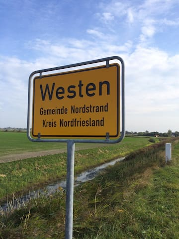 Ferienhaus Nordstrand - Nordstrand - Casa