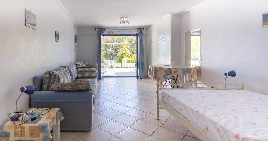 Lovely Family studio in Chios (Agia Foteini)
