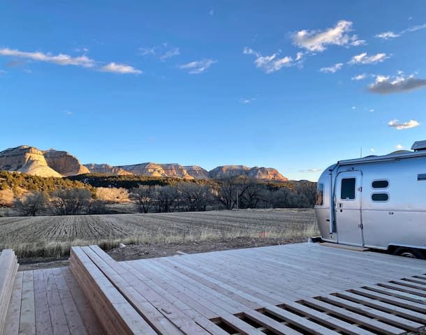 The Airstream at East Zion