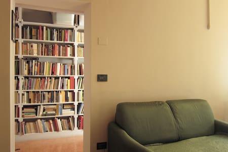 Silenzioso appartamento nel centro della città. - Bologna - Huoneisto