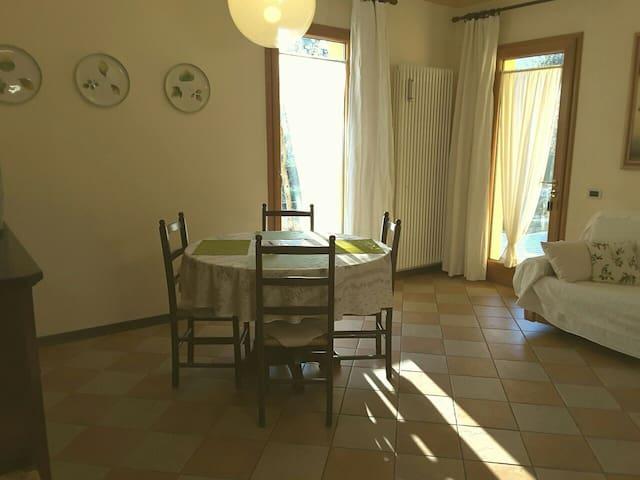 Resort: Two Rooms Apt in peaceful hill country - Pove del Grappa - Apartament