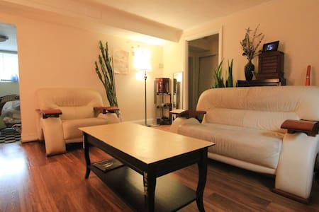 Charming 1Bdrm Apt Close to Boston and Colleges - 纽顿 - 公寓