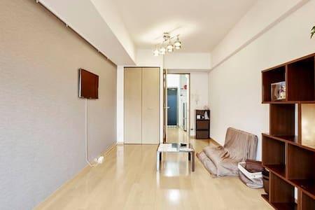 ★AKIHABARA near and comfy W/WIFI★ - Chiyoda-ku - Wohnung