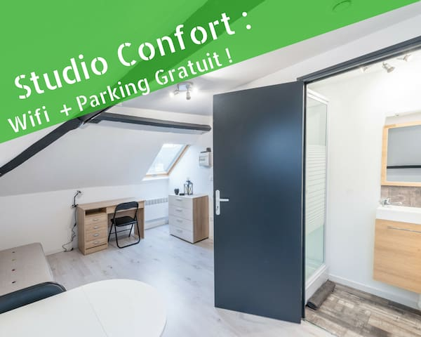 Studio 5 Comfortable and pratical