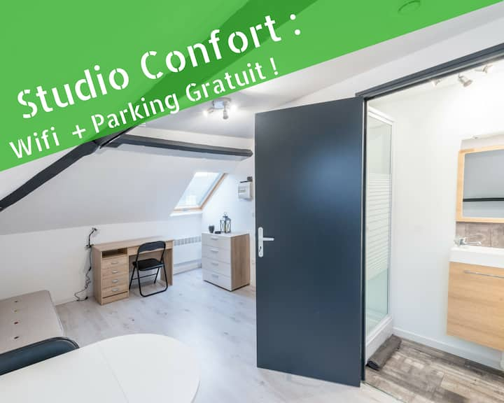 Studio 5 Comfortable and pratical