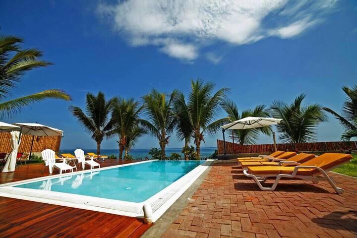Casa de Playa Sol de Puntamero - Tumbes  - Casa