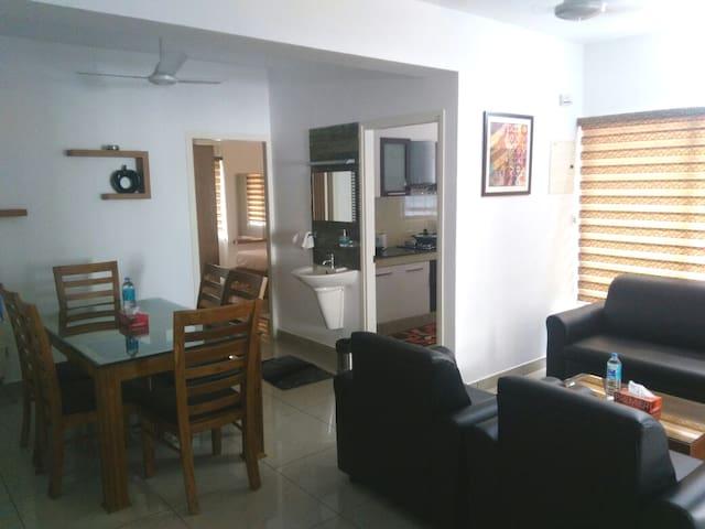 Adams Holiday Apartments 3BHK