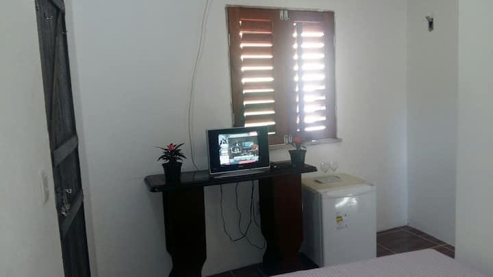 Suíte em Guaramiranga 01 à 200m do Centro