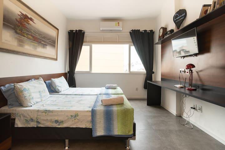 Modern Studio Apartment Near Lapa