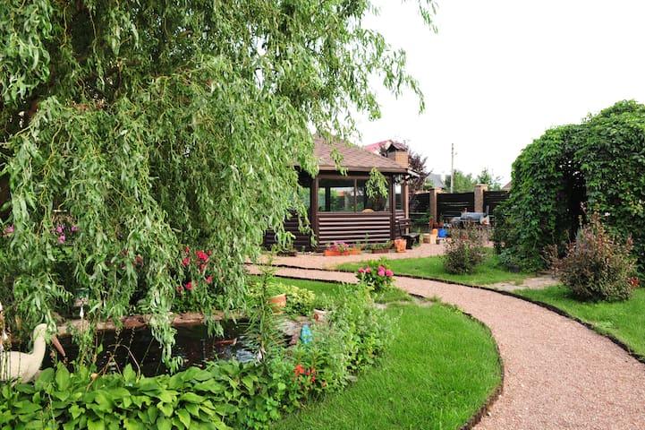 Villa de Jardin - Sviatopetrivske - Willa