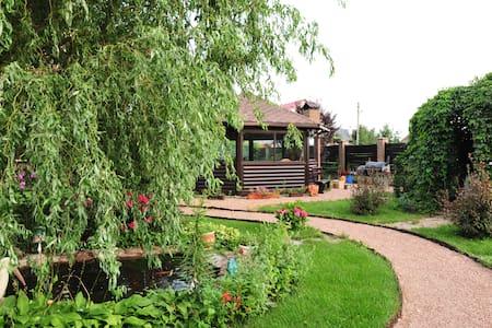 Villa de Jardin - Sviatopetrivske - วิลล่า