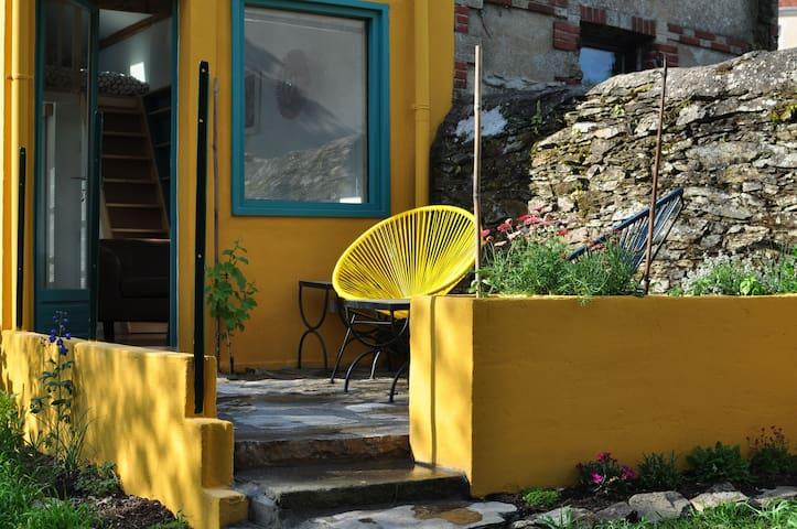Un accès indépendant avec un espace extérieur dédié