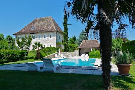 DOMAINE DU MANOIR, location de vacances - Les Avenières
