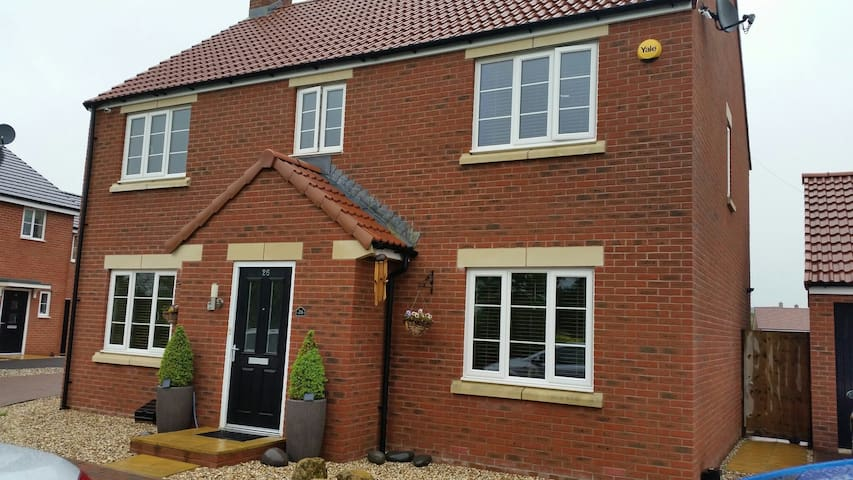 Nice 4 bed detached house - Hardwicke - Casa