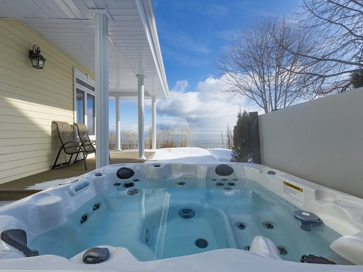 Hotel at home - The Merveilleuse Spa and Beach