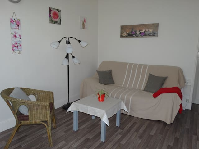 Charmant Appartement - Parc Lawrence-